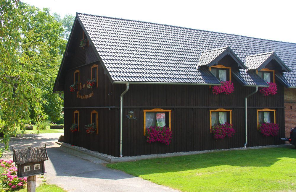 Pension Schwalbennest Haus